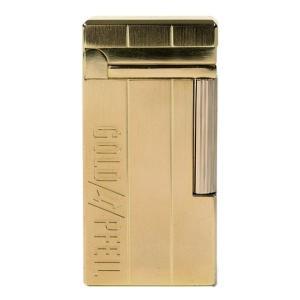GOLD PFEIL ゴールドファイル ガスライター GP-1003G ゴールド|hinohikari-ii