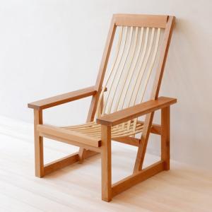 木のチカラ[一人掛けソファ]|hinoki-craft