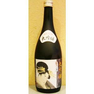 日本酒  亀の井 くどき上手 大吟醸 720ML 山形県産地酒   ギフト