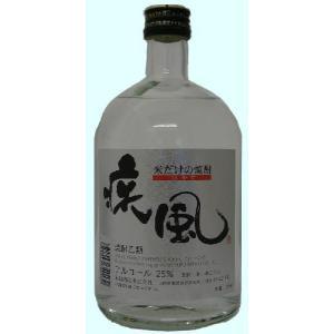 米鶴 酒製焼酎「疾風」25度 720ML【山形県産本格焼酎】|hinokinosato