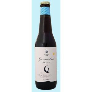 月山地ビール ミュンヒナー 山形県<br>日本名水100選の一つである月山の名水を使用。...