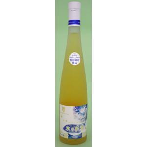朝日町ワイン アイスエッセンス「氷の妖精」白 375ML|hinokinosato