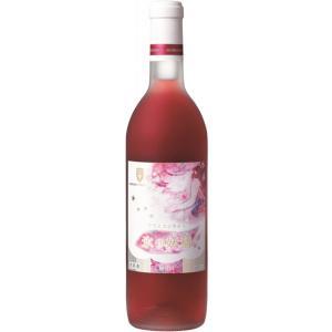 朝日町ワイン アイスワイン アイスエッセンス「氷の妖精」ロゼ 720ML|hinokinosato