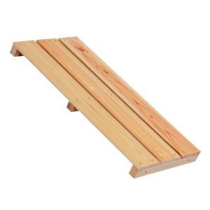 オープンラック棚板 幅60cm×奥行27cm 国産ひのき すのこ棚|hinokiya-pro