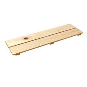 フラットすのこ サイズ 60cm×17.8cm 国産ひのき 押入れ スノコ クローゼット ヒノキ 桧 檜 玄関|hinokiya-pro