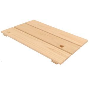 フラットすのこ サイズ 45cm×27.1cm 国産ひのき 押入れ スノコ クローゼット ヒノキ 桧 檜 玄関|hinokiya-pro