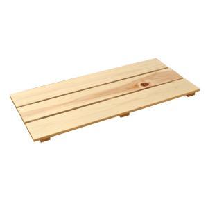 フラットすのこ サイズ 60cm×27.1cm 国産ひのき 押入れ スノコ クローゼット ヒノキ 桧 檜 玄関|hinokiya-pro