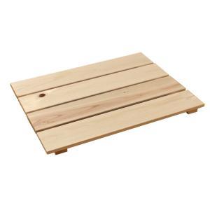 フラットすのこ サイズ 45cm×36.4cm 国産ひのき 押入れ スノコ クローゼット ヒノキ 桧 檜 玄関|hinokiya-pro