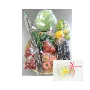 お家で過ごそう! 熊本県産お野菜と『CUBIC FLOWER』セット(ライトグリーン系)|hinomarudept