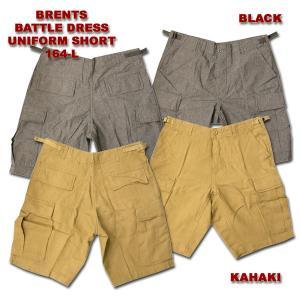 BRENTS(ブレンツ) BATTLE DRESS UNIFORM SHORT 164-L|hinoya-ameyoko