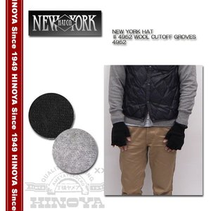 NEWYORK HAT(ニューヨークハット) ♯4952 WOOL CUTOFF GROVES 4952|hinoya-ameyoko