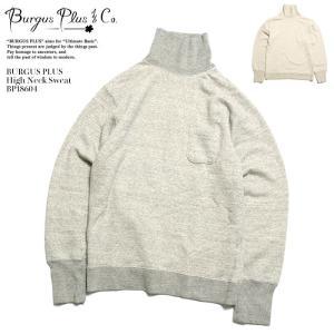 BURGUS PLUS(バーガスプラス) ハイネックセーター BP18604|hinoya-ameyoko