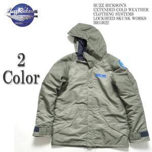 BUZZ RICKSON'S(バズリクソンズ) ECWCS  ロッキード スカンクワークス  BR13622|hinoya-ameyoko
