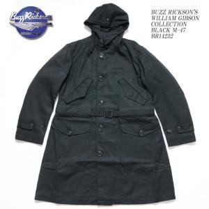 BUZZ RICKSON'S(バズリクソンズ) ウィリアム・ギブソンコレクション ブラック M-47 BR14232|hinoya-ameyoko