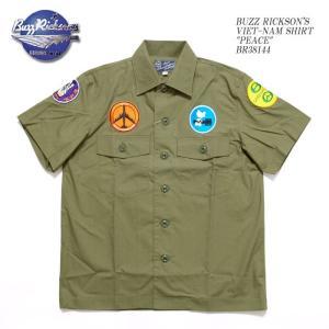 BUZZ RICKSON'S(バズリクソンズ) ベトナム シャツ