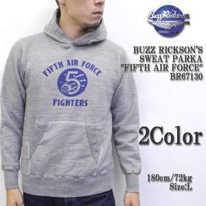 BUZZ RICKSON'S(バズリクソンズ) SWEAT PARKA