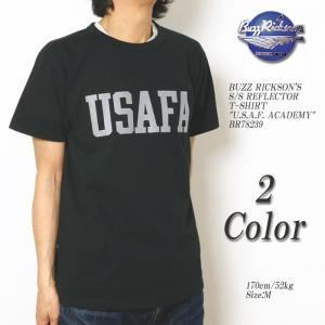 BUZZ RICKSON'S (バズリクソンズ) リフレクター Tシャツ