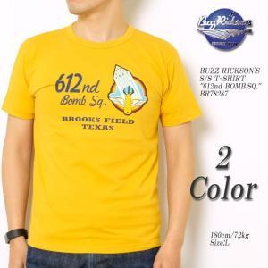 BUZZ RICKSON'S (バズリクソンズ) Tシャツ