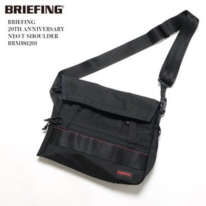 BRIEFING(ブリーフィング) 20周年記念モデル ネオ ティーショルダー  BRM181201|hinoya-ameyoko