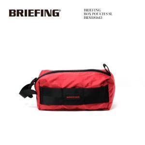 BRIEFING(ブリーフィング) ボックスポーチ  S SL  BRM181613|hinoya-ameyoko