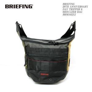 BRIEFING(ブリーフィング) 20周年記念 デイトリッパーS ショルダーバッグ BRM183212|hinoya-ameyoko