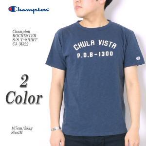 Champion(チャンピオン) ロチェスター 半袖Tシャツ C3-M322|hinoya-ameyoko