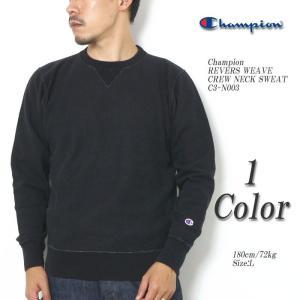 Champion(チャンピオン) リバースウィーブ クルーネックスウェット C3-N003|hinoya-ameyoko