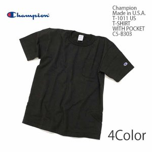 CHAMPION(チャンピオン) Made in U.S.A. T-1011 US T-SHIRT C5-B303|hinoya-ameyoko