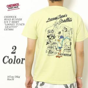 CHESWICK(チェスウィック) ロードランナー 半袖 Tシャツ