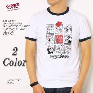 CHESWICK(チェスウィック) ロードランナー 半袖リンガーTシャツ