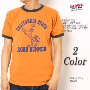 CHESWICK(チェスウィック) ロードランナー 半袖Tシャツ
