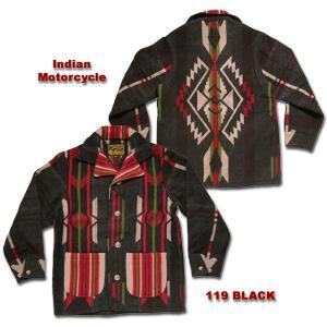 INDIAN(インディアン) WOOL JACQUARD JACKET IM11121 hinoya-ameyoko