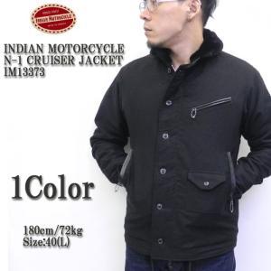 INDIAN MOTORCYCLE(インディアン モーターサイクル) N-1 CRUISER JACKET IM13373 hinoya-ameyoko