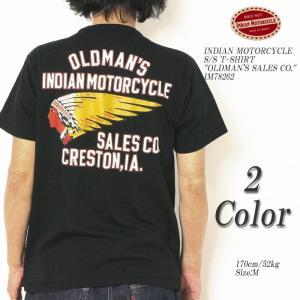 INDIAN MOTORCYCLE(インディアンモーターサイクル) Tシャツ