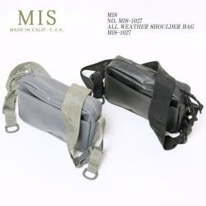 MIS (エムアイエス) NO. MIS-1027 オール ウェザー ショルダーバッグ MIS-1027|hinoya-ameyoko