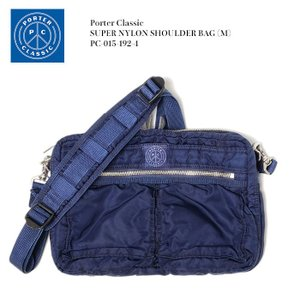 Porter Classic  (ポータークラシック) SUPER NYLON SHOULDER BAG (M) PC-015-192-4|hinoya-ameyoko
