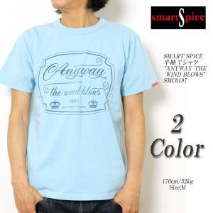 SMART SPICE(スマートスパイス) 半袖Tシャツ