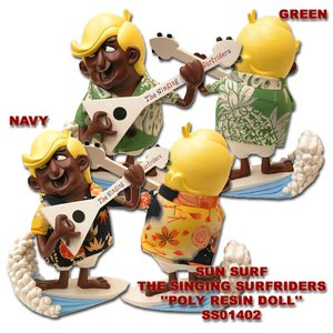 SUN SURF(サンサーフ) THE SINGING SURFRIDERS 『POLY RESIN DOLL』 SS01402|hinoya-ameyoko