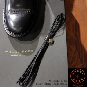 WHEEL ROBE(ウィールローブ) フラットシューレース 150cm WR-LACE150|hinoya-ameyoko
