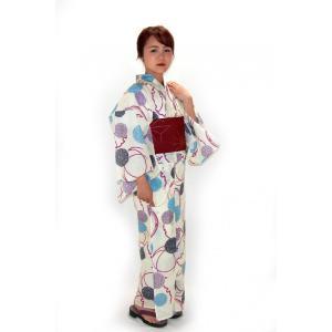 上質な綿生地に伝統柄のワンランク上のこだわり浴衣です。 浴衣のみの価格です。 ●伝統的な和柄ですので...