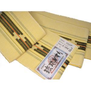 竺仙半巾帯 みんさー織り琉球絣 浴衣帯2|hinoyajp2000