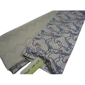 半巾帯 小袋帯 両面長尺細帯 網柄 ひさかたろまん|hinoyajp2000