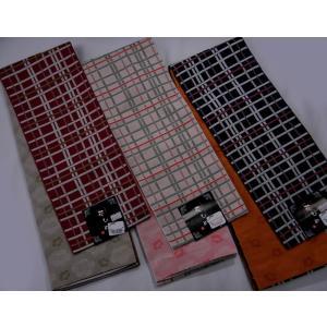 半巾帯 小袋帯 両面長尺細帯 格子柄|hinoyajp2000