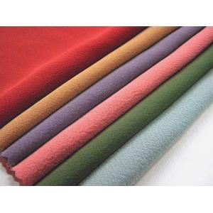 正絹着物のはぎれ 丹後ちりめん6枚セット 25cm吊るし雛制作用 日本の色|hinoyajp2000|04