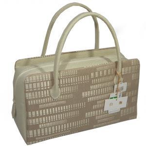 礼装用 和装バッグ 帯地 白梅謹製 利休バッグ 日本製|hinoyajp2000
