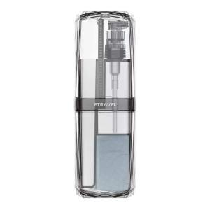 トラベル用ボトル 歯ブラシホルダー 詰め替え容器 歯ブラシ収納ケース 漏れ防止 防塵衛生 多機能携帯...