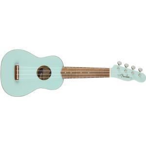 Fender ウクレレ Venice Soprano Uke, Daphne Blue