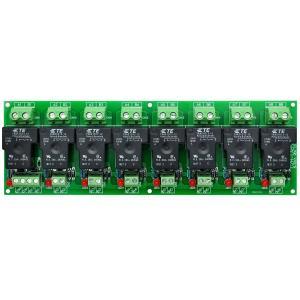 Electronics-Salon CZH-ラボ12Vパッシブ8 SPST-NO 30アンペア電源リ...