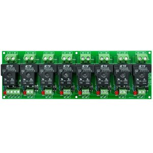 Electronics-Salon CZH-ラボ24Vパッシブ8 SPST-NO 30アンペア電源リ...