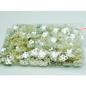 天然石 パワーストーン 福袋311 座金 10mm 約1000個セット シルバー 銀 パーツ 在庫処分 送料無料有  アクセサリー作りに|hinryo